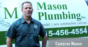 Mason Plumbing, Inc. servicing Marin County