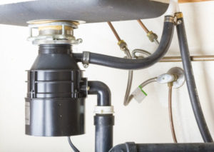 Garbage disposal repair by Mason Plumbing Inc., in San Anselmo, CA.