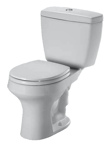 High Efficiency toilet installed by Mason Plumbing inc.